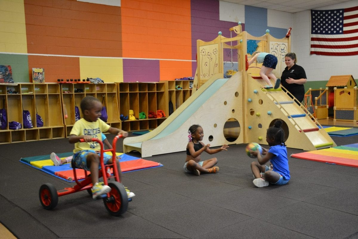 Christ Child Early Learning Center | Child Watch