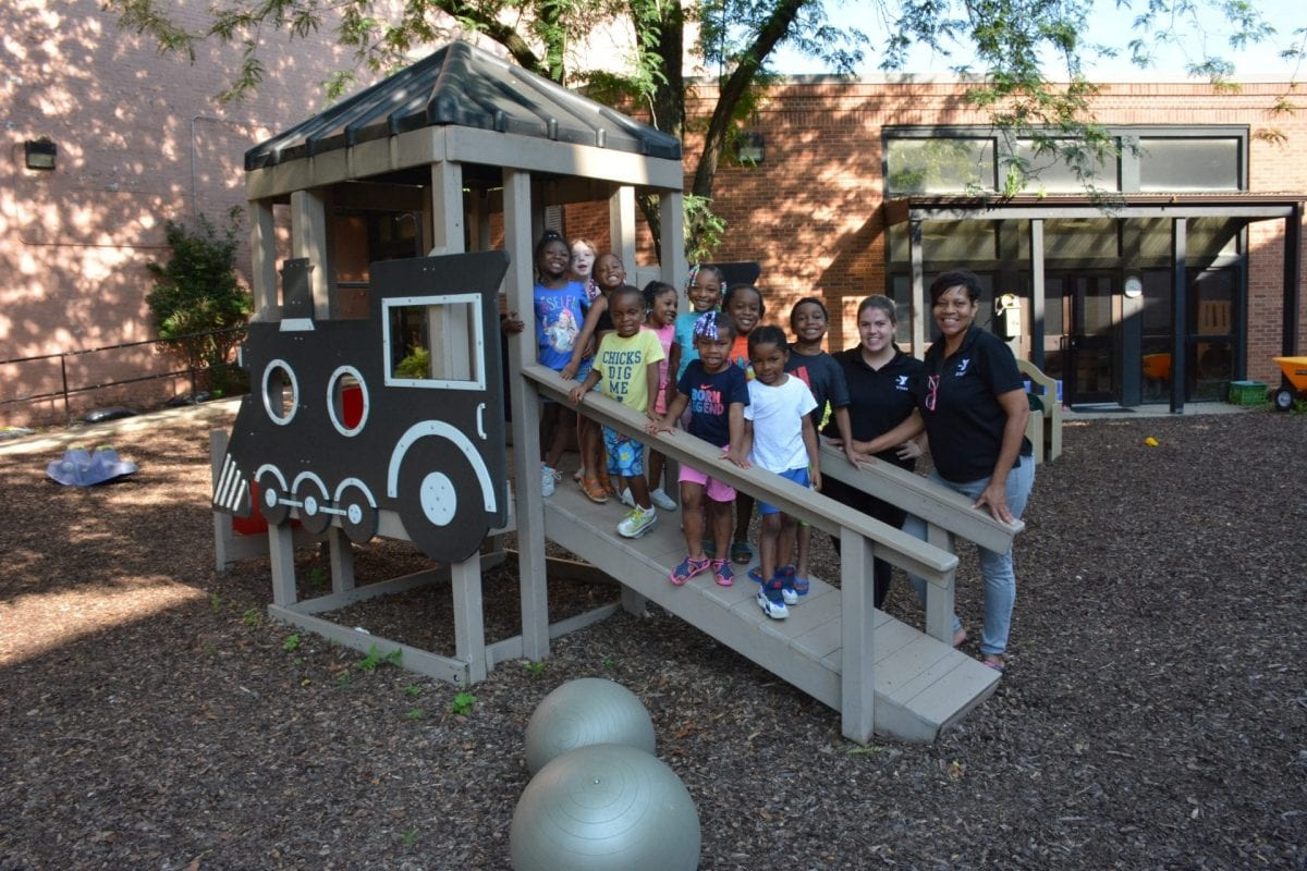 Christ Child Early Learning Center | Outdoor Playground