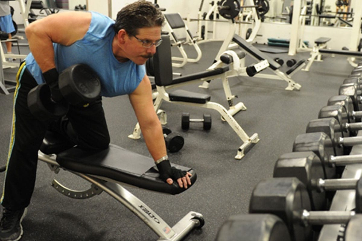 Large Free Weight Room | M.E. Lyons YMCA | Locations | YMCA of Greater Cincinnati