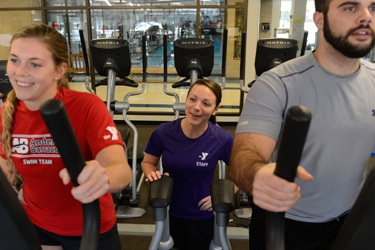Personal Training | M.E. Lyons YMCA | Locations | YMCA of Greater Cincinnati