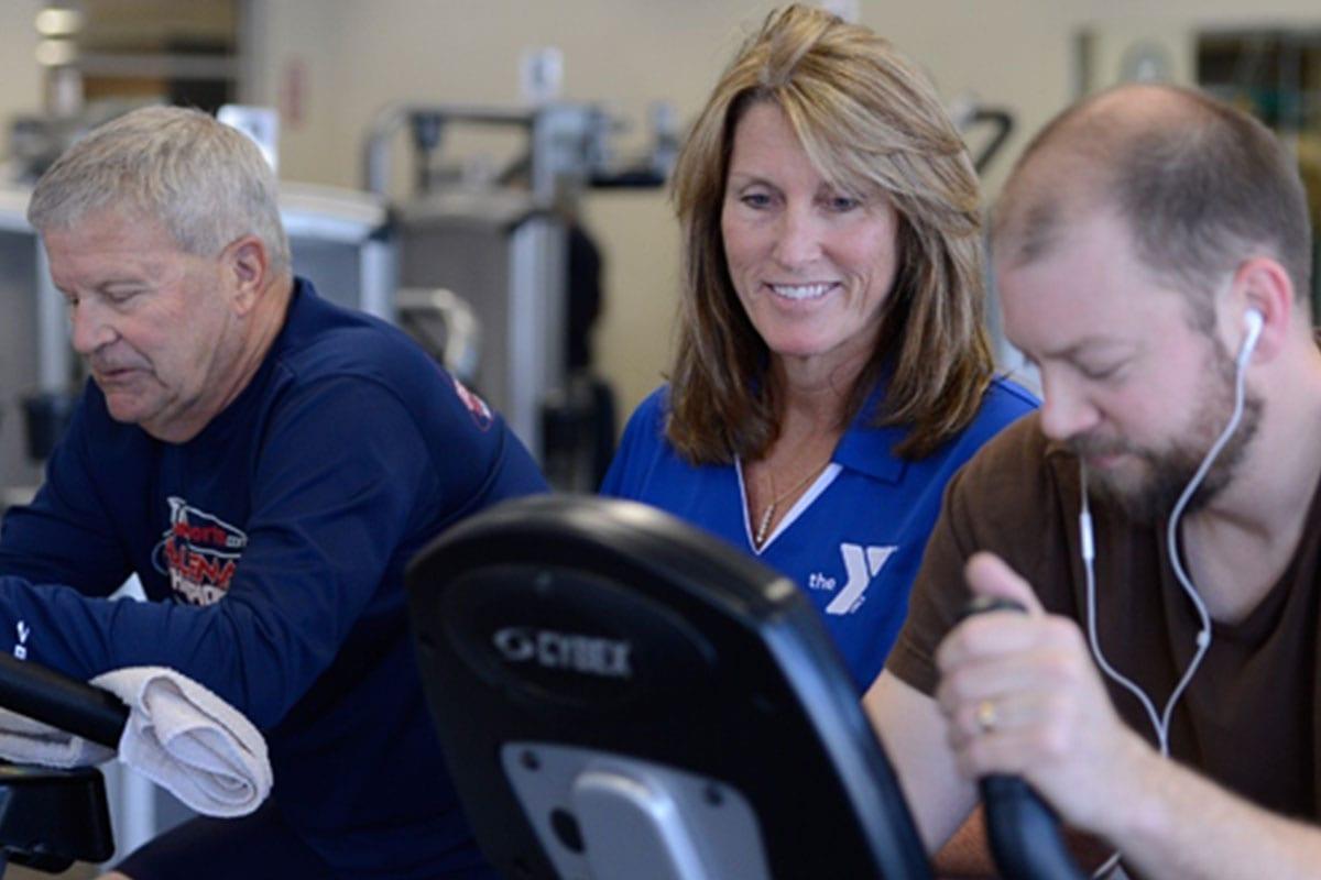 Personal Training | Powel Crosley, Jr. YMCA | Locations | YMCA of Greater Cincinnati