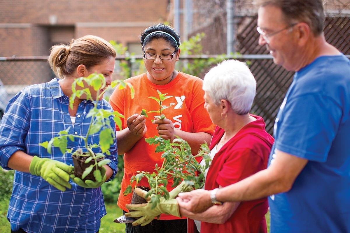 Volunteering | Volunteer for the YMCA | YMCA of Greater Cincinnati