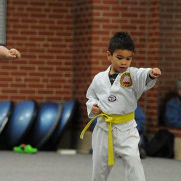 Karate Program | Blue Ash YMCA | Locations | YMCA of Greater Cincinnati