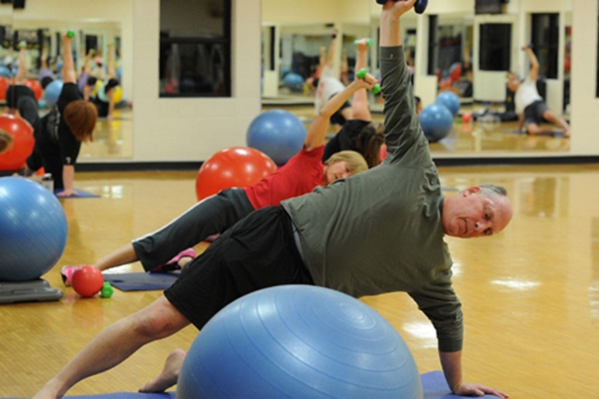 Group Exercise | Blue Ash YMCA | Locations | YMCA of Greater Cincinnati