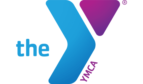 YMCA of Greater Cincinnati | Blue and Purple YMCA Logo